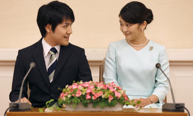 matrimonio principessa mako giappone fidanzato