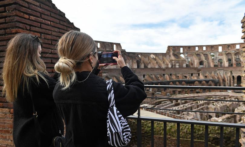 segnali positivi tornano in italia turisti americani