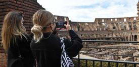 """La """"Dolce Vita"""" intramontabile, rimonta il turismo Usa"""