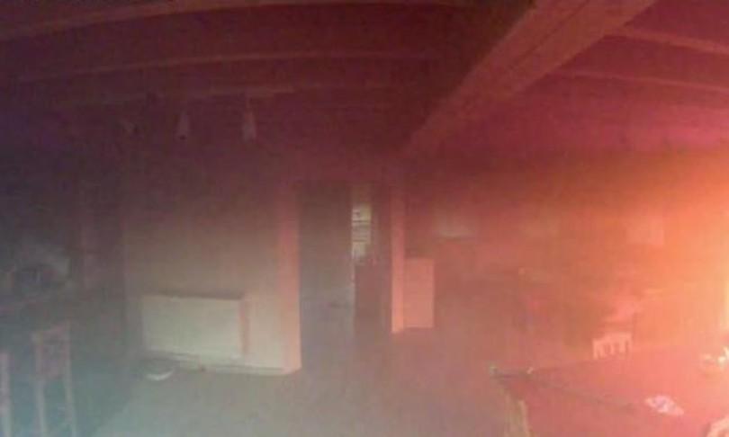 donna morta incendio appiccato da bambino