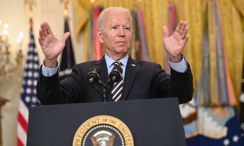 Biden lavorero come dannato leggi spesa