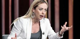 """Giorgia Meloni contrattacca con un video, """"no al linciaggio di un intero partito"""""""
