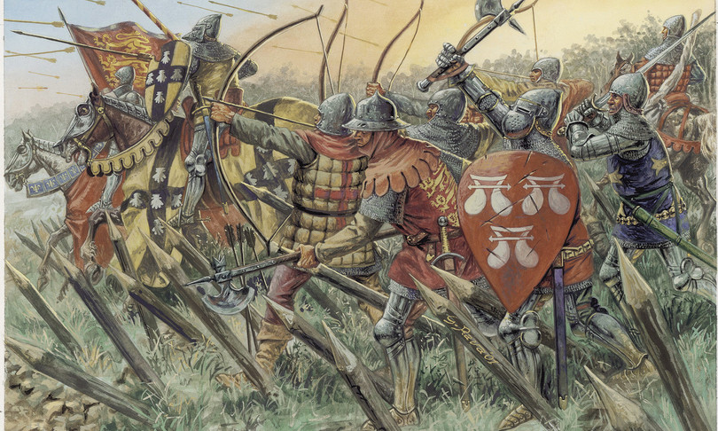 Tornano alla luce le gallerie dell'ultimo assedio dei Templari