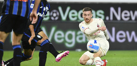 Milan da paura, superata l'Atalanta 3-2 con brivido