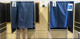 A Gallipoli un elettore è stato sorpreso mentre fotografava la scheda