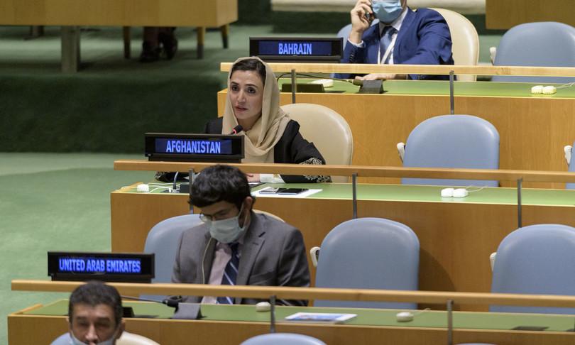 accusa ambasciatore donna afghanistan joe biden