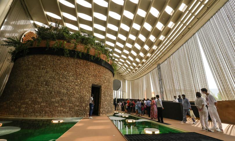 Expo 2020 Padiglione Italia focus sfide transizione energetica