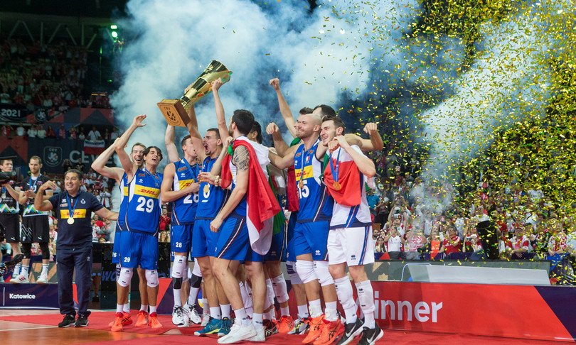 The magical summer that has colored the sky of Azzurro, from football to the Olympics
