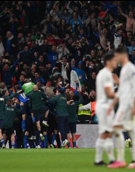 In Nations League c'èItalia-Spagna,remake della semifinale di Wembley