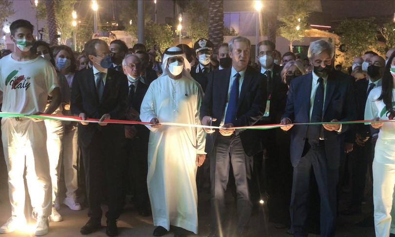 dubai cerimonia di apertura al via expo 2020
