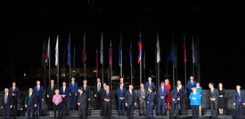 Draghi ai leader Ue, agire su difesa comune; non abbiamo tempo
