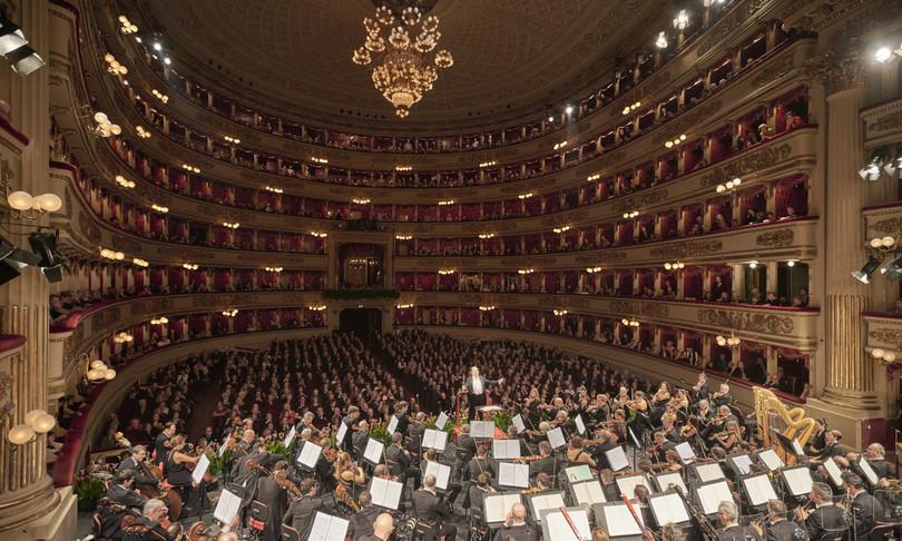 Filarmonica Scala 40 anni