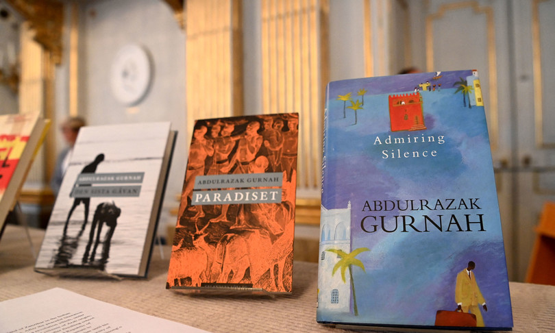Only one book has been published in Italy by the African writer who won the Nobel Prize