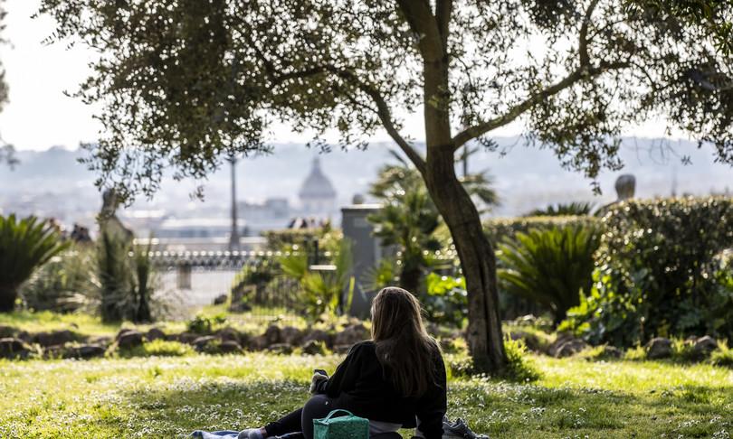 studio citta spazi verdi mortalita oms