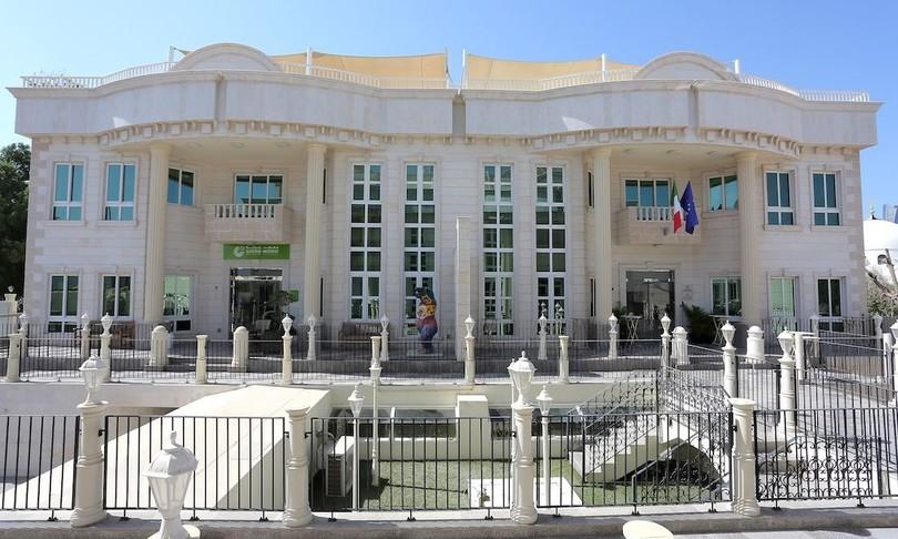 abu dhabi videoarte di plessi opening istituto italiano di cultura