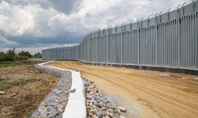 Paesi europei hanno diritto costruire muri tutelare confini