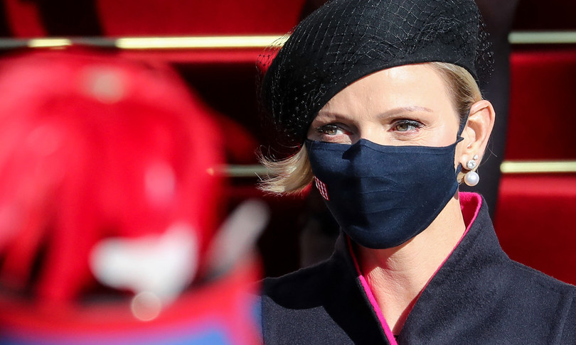 Charlene of Monaco was hospitalized again in South Africa