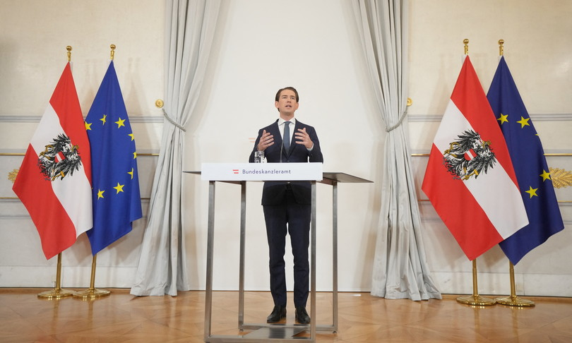 Kurz resigns as Chancellor of Austria after corruption allegations