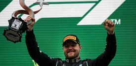 Bottas ha vinto il Gp di Turchia, solo quarto il ferrarista Leclerc