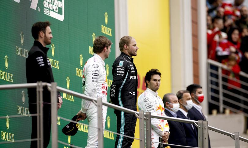 Bottas wins the Turkish GP, Leclerc is fourth ahead of Hamilton