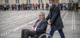 Il presidente della Repubblica Ceca Zeman ricoverato in terapia intensiva