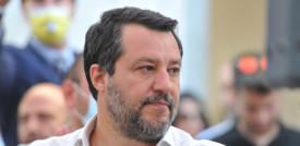 """""""Sabato la Lega ai gazebo, non saremo in piazza con la sinistra"""", dice Salvini"""