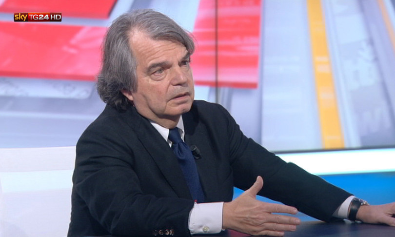 ministro brunetta Italia ha enorme debito pubblico può contare export