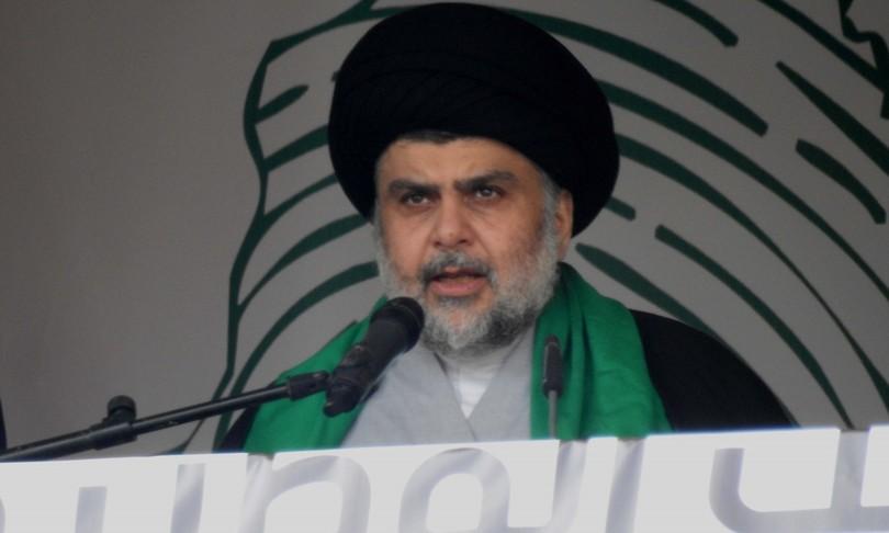 blocco leader sciita al-Sadr proclama vittoria elezioni