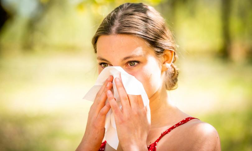 mascherina salvera allergie stagionali