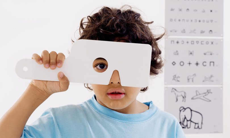 studio pupille reagiscono numeri