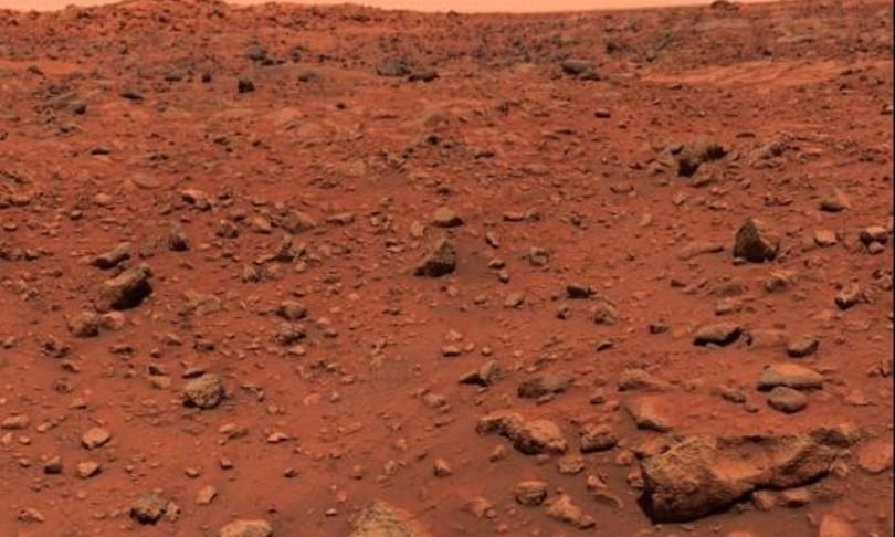 Scienza vita Marte pianeta rosso