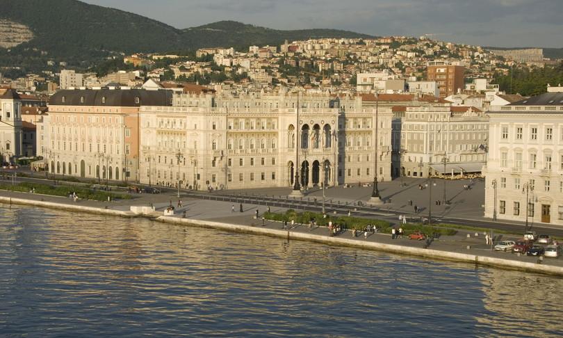 Turismo citta scoprire piedi Trieste seconda Europa