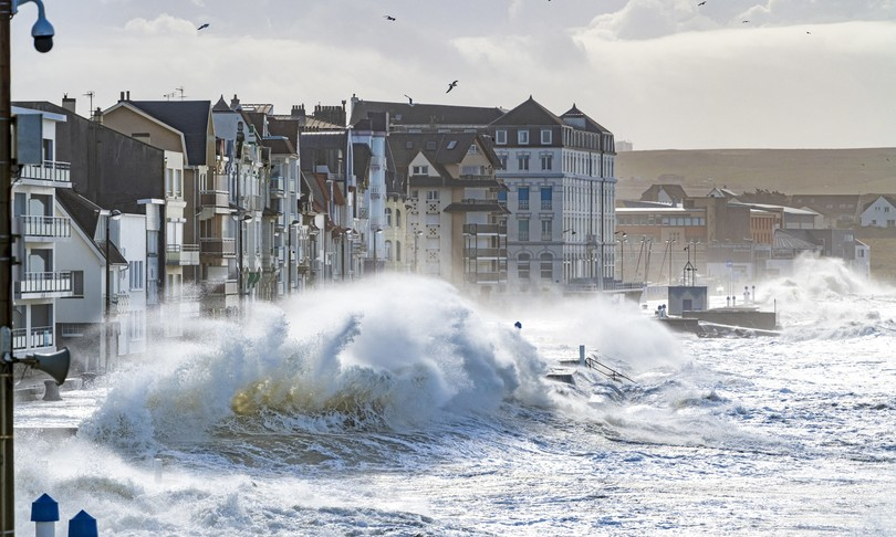 clima cresce livello mari rischio cinquanta citta