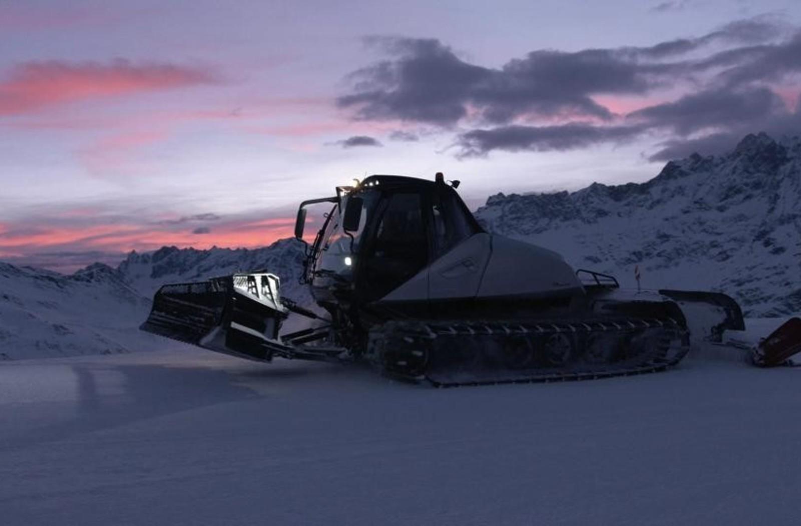 Impianti di sci Cervinia