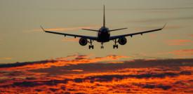 L'ultimo volo di Alitalia, dopo 75 anni nei cieli