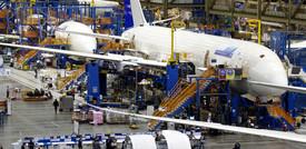 Trovati nuovi difetti di fabbricazione sul Boeing B787 Dreamliner