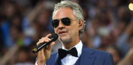 """Bocelli firma con Umg, """"ancora più Italia nel mondo"""""""