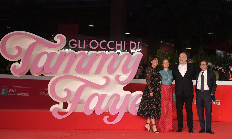 Festa Cinema Jessica Chastain inuaugura rassegna Roma