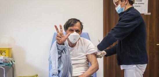 Il Nobel Parisi ha fatto la terza dose di vaccino