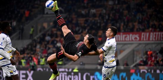 Super rimonta del Milan, ribalta gara con un bel Verona 3-2