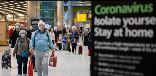Nuova impennata di contagi in Gran Bretagna
