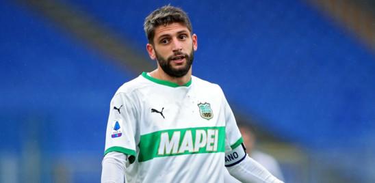 """Dopo il """"caso"""" Anderson, fair play di Berardi a Genova"""