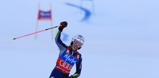 """Marta Bassino: """"Farò tanti slalom in vista delle Olimpiadi"""""""
