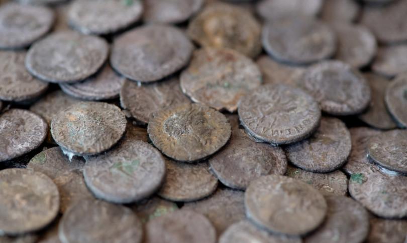 In Germania ritrovate più di 5 mila monete romane d'argento
