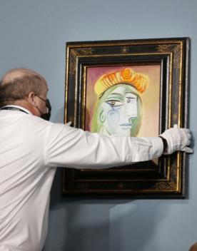 Undici opere di Picasso vendute a 110 milioni di dollari