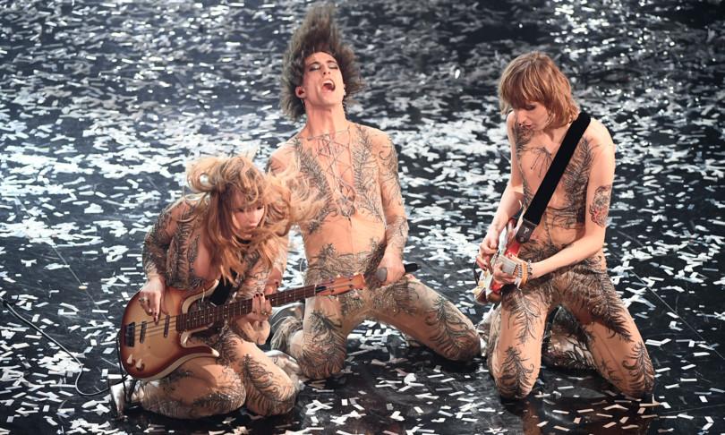 I Maneskin apriranno il concerto dei Rolling Stones a Las Vegas