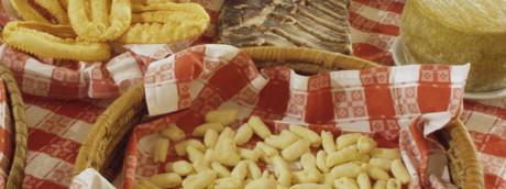 cibo specialità Basilicata (Agf)