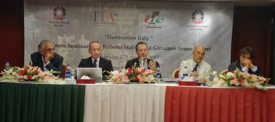 Pakistan: Italy introduced as ideal location for Tv Industry
