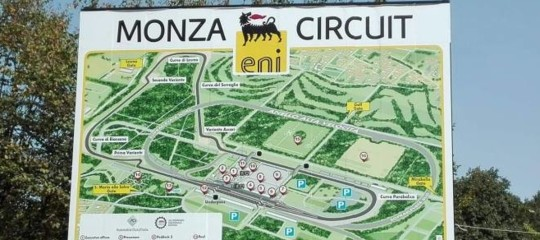 Formula 1: partnership Eni-Aci, Monza becomes 'Eni Circuit'