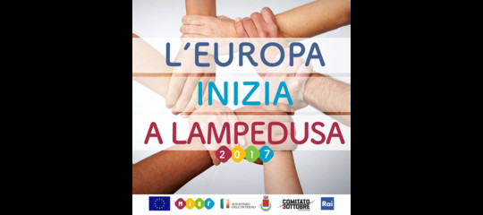 """School: """"Europe begins in Lampedusa"""" workshop for students"""
